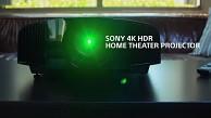 Sony stellt 4K-HDR-Projektor VPL-VW285ES vor