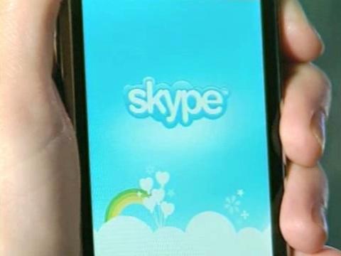 Skype auf dem iPhone - Trailer