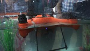 Swell Pro wasserfeste Drohnen angesehen (Ifa 2017)