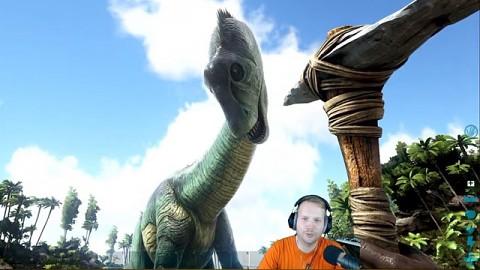 Golem.de spielt live - Ark Survival Evolved