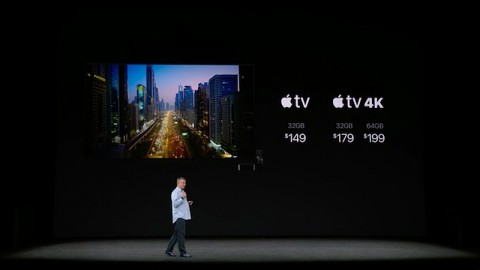 Apple TV 4K - Livedemonstration
