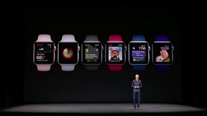 Apple zeigt WatchOS 4