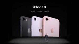 Apple zeigt iPhone 8 und 8S