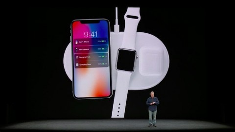 Apple zeigt Airpower