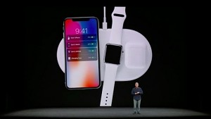 Apple zeigt Airpower