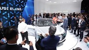 Audi Elaine angesehen (IAA 2017)