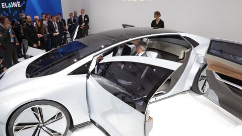 Audi Aicon angesehen (IAA 2017)