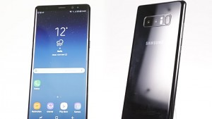 Samsung Galaxy Note 8 - Test