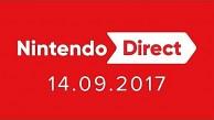 Nintendo Direct 14.09.2017