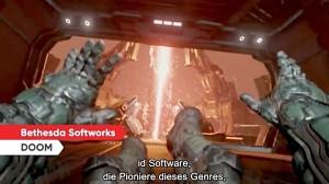 Doom und Wolfenstein 2 für Nintendo Switch - Trailer