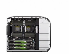 HP Z8 Workstation - modulare Bauweise