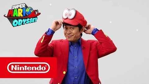 Super Mario Odyssey - Gameplay (14.9.2017)