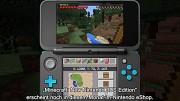 Minecraft für New 3DS - Gameplay-Trailer