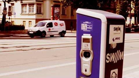 SWM ParkHere Sensoren (Firmenvideo)