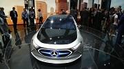 Mercedes EQA angesehen