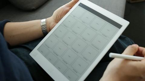 Remarkable Tablet - Test