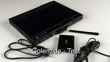 Dell Latitude XT2 - Test