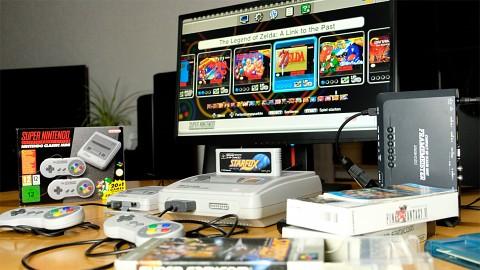 Nintendos SNES Mini Classic: Die Hardware ist ein Hacker-Paradies