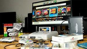 SNES Classic Mini - Test und Vergleich mit Original-SNES