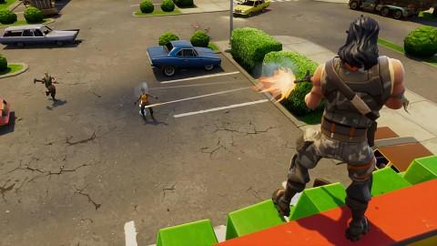Fortnite - Trailer (Battle Royale Gameplay)