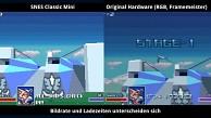 SNES Classic Mini vs Original-SNES (SuperFX und mehr)