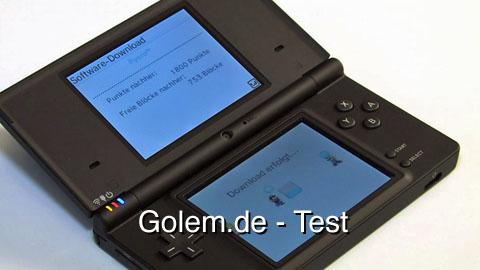 Nintendo DSi - Test der europäischen Version