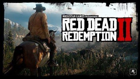 Red Dead Redemption 2 - Trailer (September 2017)