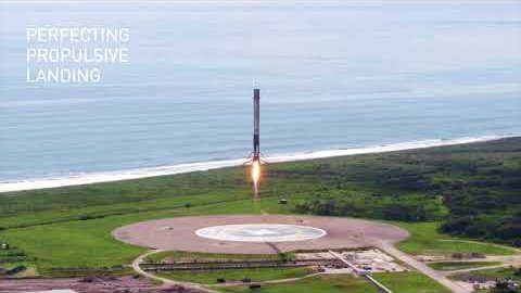Making Life Multiplanetary (SpaceX)