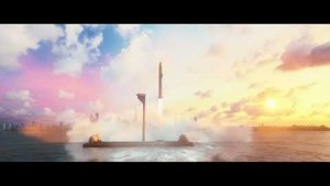 Earth to Earth (SpaceX)