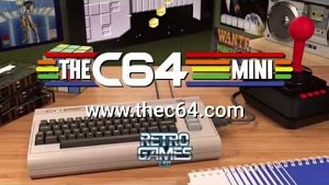 THEC64 Mini - Herstellervideo