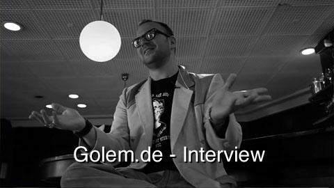 Cory Doctorow - Interview