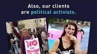 ACLU klagt gegen Durchsuchungsbeschlüsse