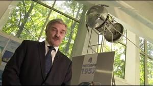 60 Jahre Sputnik - Esa