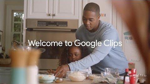 Google Clips - Trailer