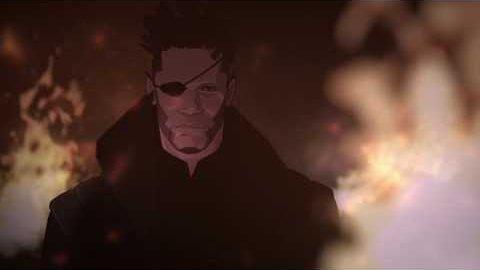 Blade Runner 2049 - Black Out 2022 Anime Short