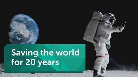 20 Jahre Kaspersky (Firmenvideo)