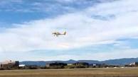 Testflug des Sun Flyer - Bye Aerospace