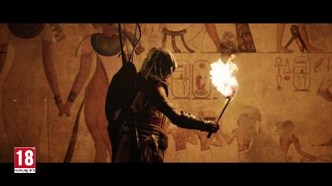 Assassin's Creed Origins - Trailer (Brotherhood)