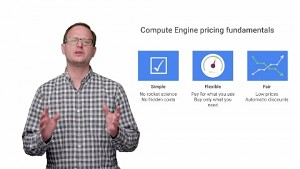 Google Compute Engine - Cloud Next 17