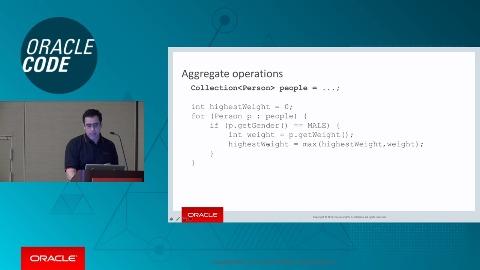 Java 8 und Neues in Java 9 - Oracle-Keynote