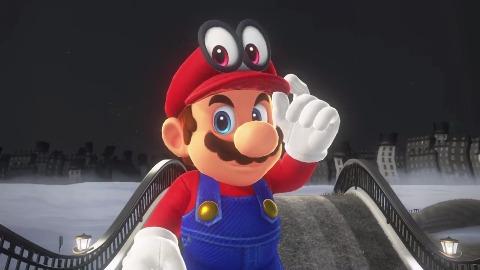 Super Mario Odyssey - Trailer (Überblick, 8.10.2017)