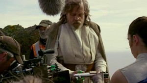 Star Wars Die letzten Jedi - Behind the Scenes (Trailer)