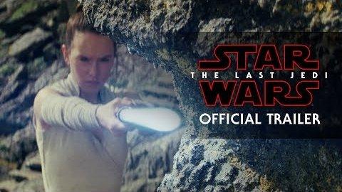 Star Wars Episode 8 (The Last Jedi) - Trailer (Oktober 2017)