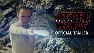 Star Wars Episode 8 (The Last Jedi) - Trailer (Oktober 2017)
