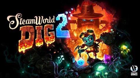Steamworld Dig 2 - Trailer