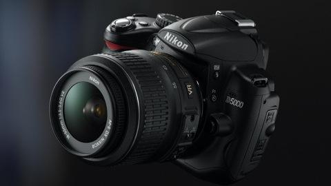 Nikon D5000 - Trailer