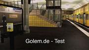 U-Bahn-Simulator Vol. 2 Berlin U7 - Test