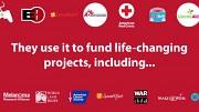 Humble Bundle - Dank für 50 Millionen US-Dollar an Spenden