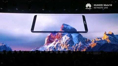 Huawei Mate 10 Pro - Trailer