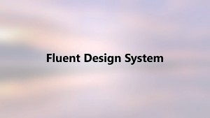 Windows 10 Fluent Design - Trailer